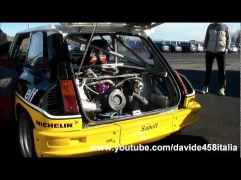 renault 5 maxi turbo: pure sound