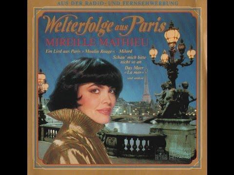 Tekst piosenki Mireille Mathieu - Nein, es tut mir nicht leid po polsku
