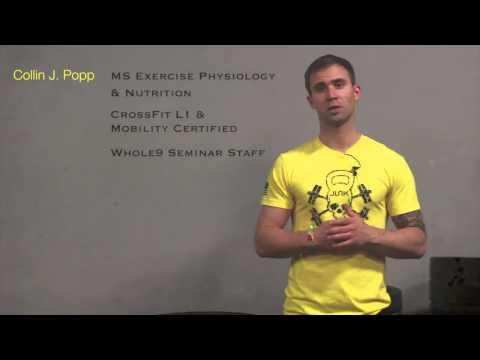 CrossFit Essentials: Movements & Nutrition – Paleo Diet
