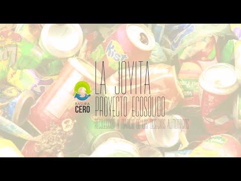 Proyecto Ecosolido en La Joyita