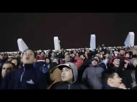 Gol de Salinas y LA CONCHA DE TU MADRE ALL BOYS | Chacarita 1-0 All Boys - La Famosa Banda de San Martin - Chacarita Juniors