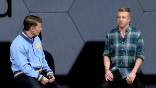 Don't let perfection stop you: Macklemore at TEDxPortland