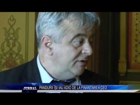 PANDURII ISI IAU ADIO DE LA FINANTAREA CEO