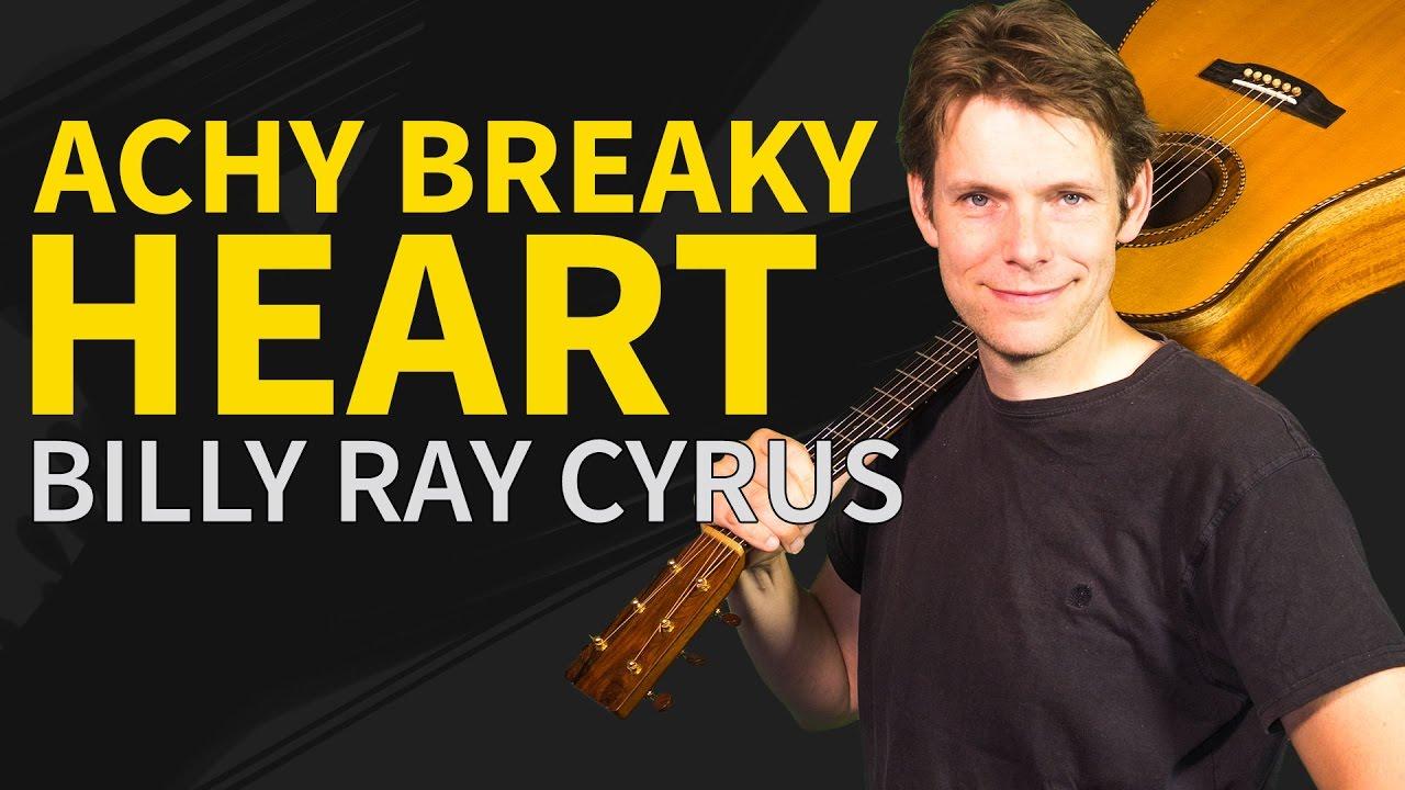 How To Play Achy Breaky Heart – Easy Beginner Guitar Songs