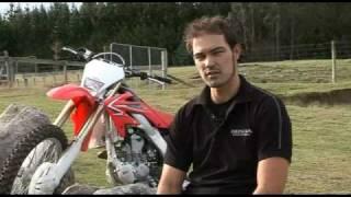 9. Honda CRF250X