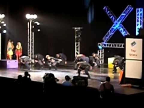 Коллектив Team Millenia (VIBE 2009) - 2 место
