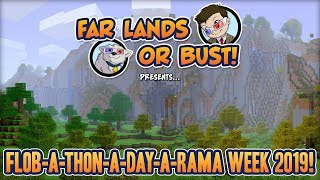 FLoB-A-THON-A-DAY-A-RAMA WEEK 2019! Day 2 of 5
