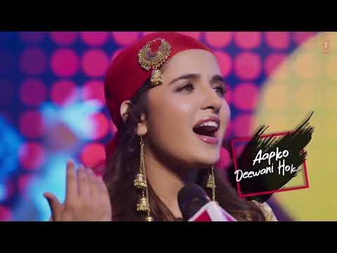 ELECTRO FOLK: BHUMBRO Lyrical Full Video Song   Shirley Setia, Parry G & Aditya Dev   T-Series