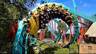 Take a tour around Busch Gardens in Tampa, Florida. Filmed in November 2014. Watch in 1080p60fps for best quality! Theme Park videos from all of Florida's th...