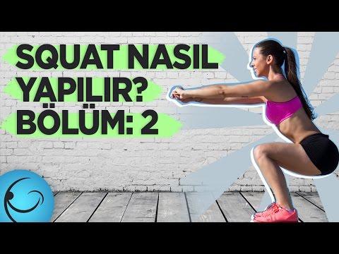 Squat Nedir ? Squat Nasıl Yapılır ?
