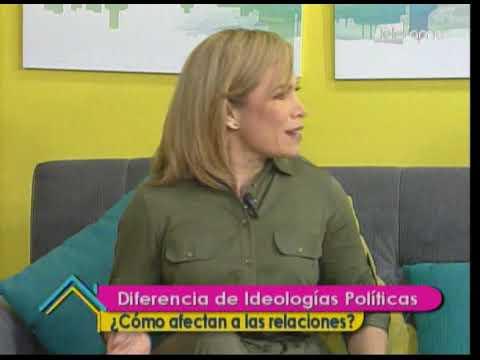 Diferencias de ideologías políticas ¿Cómo afecta a las relaciones?
