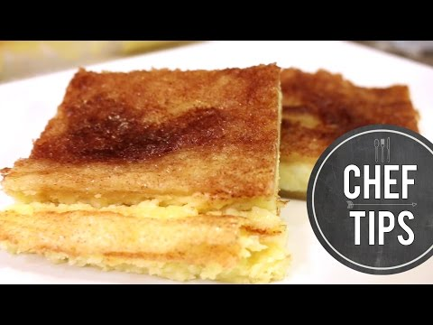 Cream Cheese Puff Pastry Squares