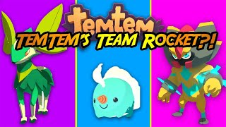 The BOSS of TemTem's team rocket! |TEMTEM