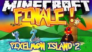"""THE FINAL BATTLE!"" - Pixelmon Island Adventure 2! (Minecraft Pokemon Mod) - FINALE"