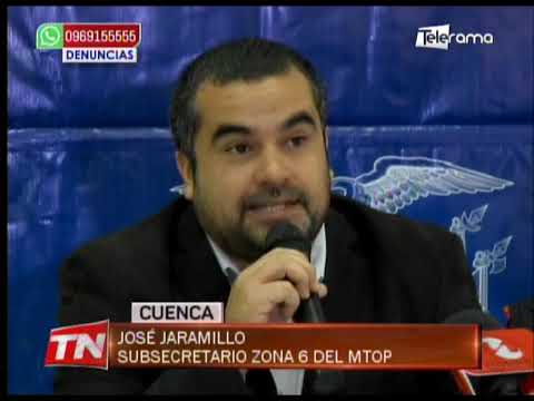 Plan de contingencia por cierre de tramos en el puente Sixto Durán Ballén