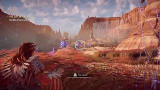 So I recently picked up Horizon Zero Dawn (exclusive to the PS4), I decided to have some fun with the override feature. Great to see these attacking each other.