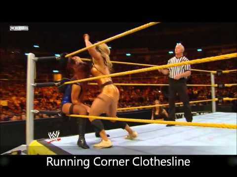 Wwe Diva Kaitlyn Vs AJ Lee 6/17/13 Nip Slip