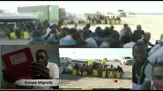The Story Of Mustapha: A Journey From Gambia To Libya For more videos, click on the link below: ...