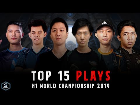 Mobile Legends M1 Playoff Top 15 Highlights   #INDOPRIDE   M1 World Championships