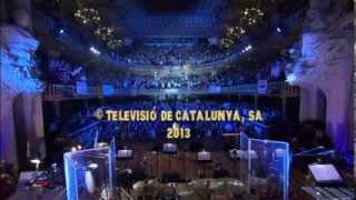 Concert de Txarango al Palau de la Musica Catalana com a final de gira.