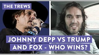 Analysis of Fox News reaction to Johnny Depp's Glastonbury joke about assassinating Donald Trump. My new tour Re:Birth is coming to YOUR town - go to http://russellbrand.seetickets.com/tour/russell-brandListen to my new podcast Under The Skin here https://itunes.apple.com/au/podcast/under-the-skin-with-russell-brand/id1212064750?mt=2Subscribe to the Trews here: http://tinyurl.com/opragcgProduced & edited by Gareth RoyTrews Music by Tom Excell & Oliver CadmanTrews Graphic by Ger Carney