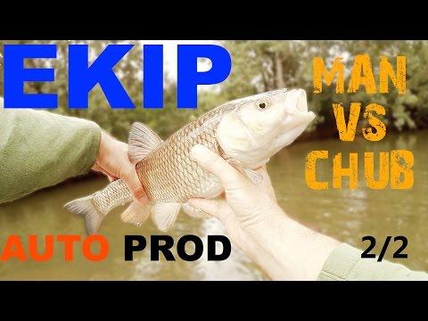 MAN VS CHUB 2/2 (видео)