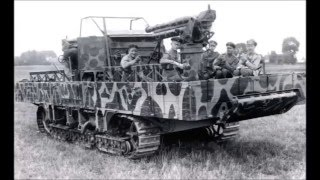ww1 central powers AFVs