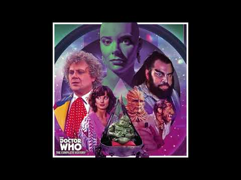Doctor Who: Mindwarp (Main Theme + Variations)