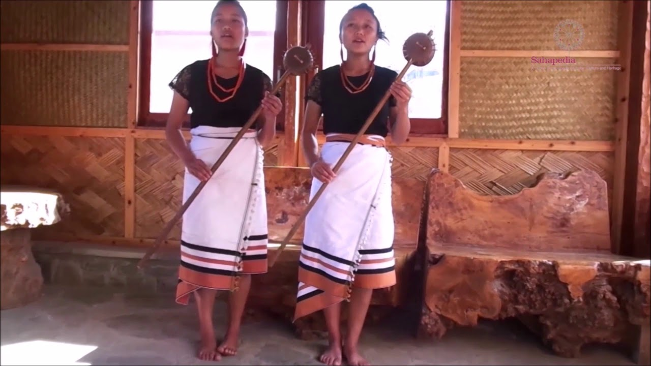 Angami Folk Love Song