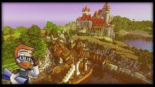 Fishing Village TIMELAPSE + WORLD DOWNLOAD :: Minecraft 1.12 Single Player Survival