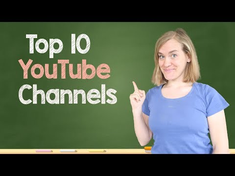 Top 10 YouTube Channels For German Listening Comprehension - A2-C2