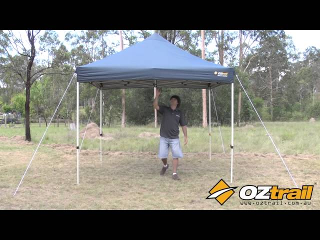 OZtrail Deluxe Gazebo Features