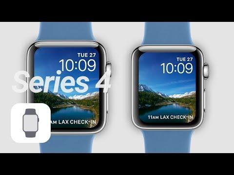 Apple Watch Series 4 Design Leaked By Apple!?