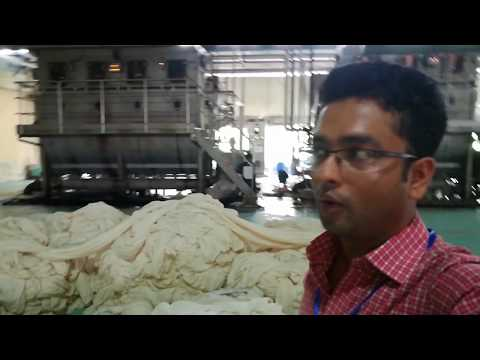Textiles Dyeing factory