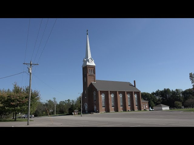 Immaculate  Conception  Church,  Millhousen,  Indiana