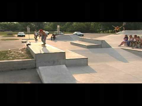 Memorial weekend at Grove City Skate park