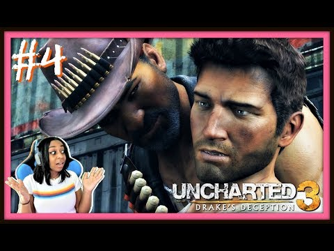 WASTED MY TIME!! | Uncharted 3: Drake's Deception Episode 4 (CH.12-16) Gameplay!!!