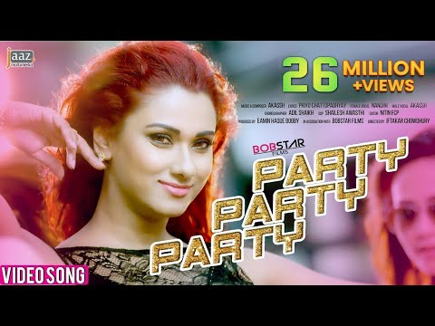Download Party Party Party Full Video Song | Bobby | Raanveer | Akassh | Nandini | Iftakar Chowdhury HD Mp4 3GP Video and MP3