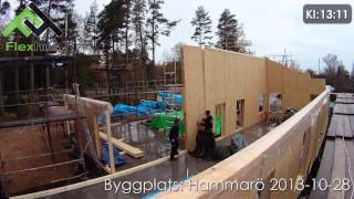 Video: Byggplats: Hammarö 2013-10-28