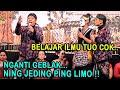 #2 Limbukan PERCIL Cs - GARENG - LUSI - BUDI Di MIRIGAMBAR 15 OKT 2016