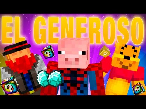 LUH EL GENEROSO   LUCKY BLOCKS   C/ Macu Y Luh