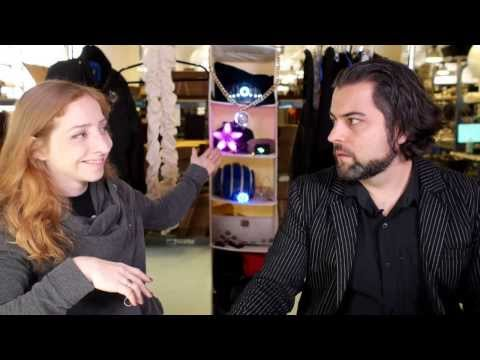 Wearable Electronics with Becky Stern 02/12/2014 – LIVE