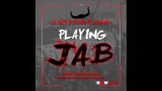 Video Lil Natty & Thunda Ft Lavaman - Playing Jab [Grenada Soca 2017] MP3, 3GP, MP4, WEBM, AVI, FLV Agustus 2018