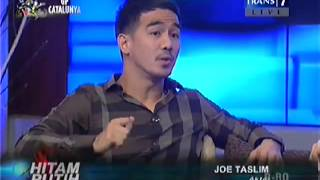 Nonton Hitam Putih Trans7 12 Juni 2013   Joe Taslim di Fast & Furious 6 Part 1 Film Subtitle Indonesia Streaming Movie Download