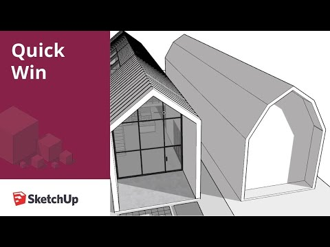Creating a Shadow Study Template in SketchUp - Quick Win