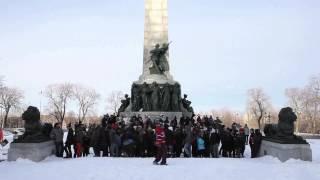 HARLEM SHAKE MONTREAL (Mont Royal) - YouTube