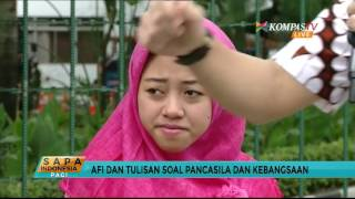 Video Sambil Menangis, Afi Jelaskan Tuduhan Soal Plagiat MP3, 3GP, MP4, WEBM, AVI, FLV Oktober 2018