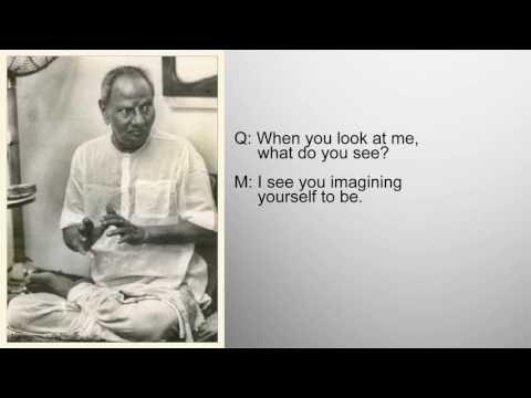 Nisargadatta Maharaj:  Self Description of His True Nature