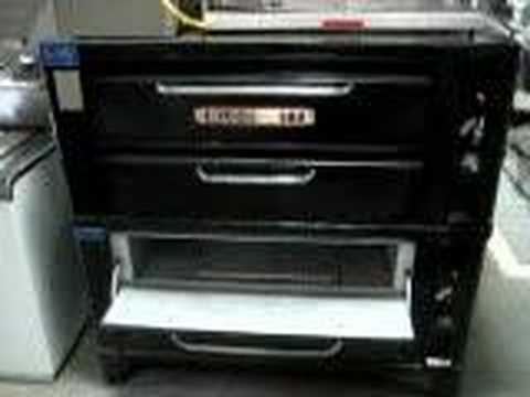 For Sale 911 Model Blodgett Pizza Oven Used BB9