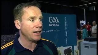 TG4 The GAA Handball Show Series 2, Episode 3, Part 2